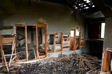 ​​Fire and Flood Damage Clean Up